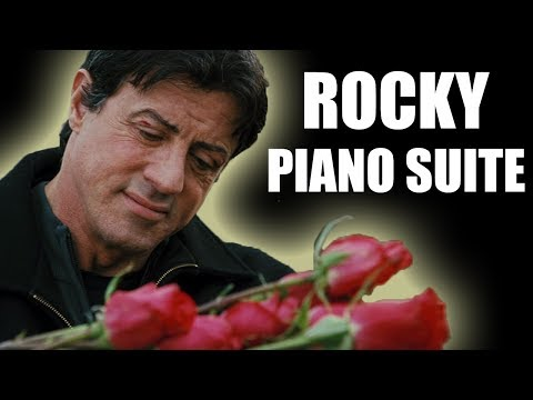 Rocky & Adrian (Love Themes) - PIANO SUITE