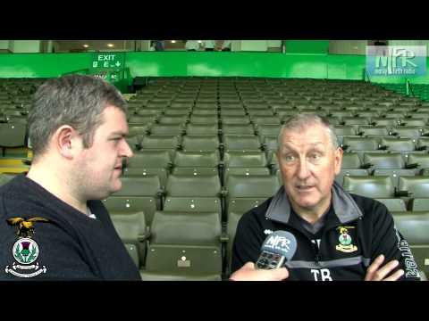 Terry Butcher Post-match v Celtic, 24/08/2013