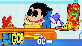 Teen Titans Go! auf Deutsch | Robins Stiefel | DC Kids