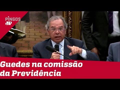 Paulo Guedes ironiza dinheiro na cueca de petista
