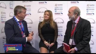 Entrevista a Miguel Iglesias de Schmitz Cargobull por Javier Baranda en el XVI Congreso de la CETM