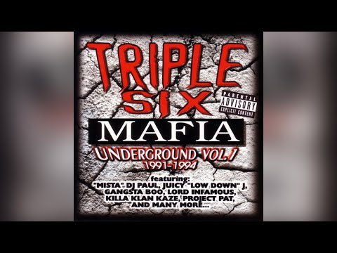 Three 6 Mafia - Walk Up To Yo House [Instrumental]