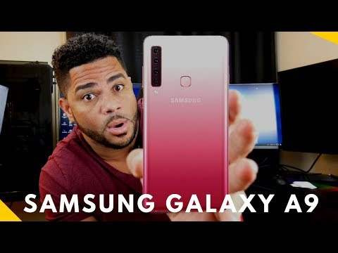 Samsug Galaxy A9 2018 Primera Impresión