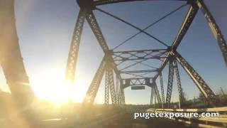 Smith Island Trail Time Lapse - Spencer Island, Everett Washington