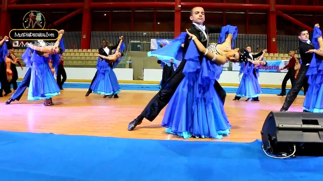Exhibición Baile Deportivo