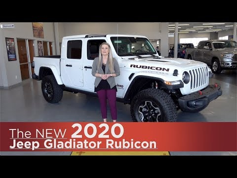 All-New 2020 Jeep Gladiator Rubicon | Elk River, Coon Rapids, Minneapolis, St Paul, St Cloud, MN