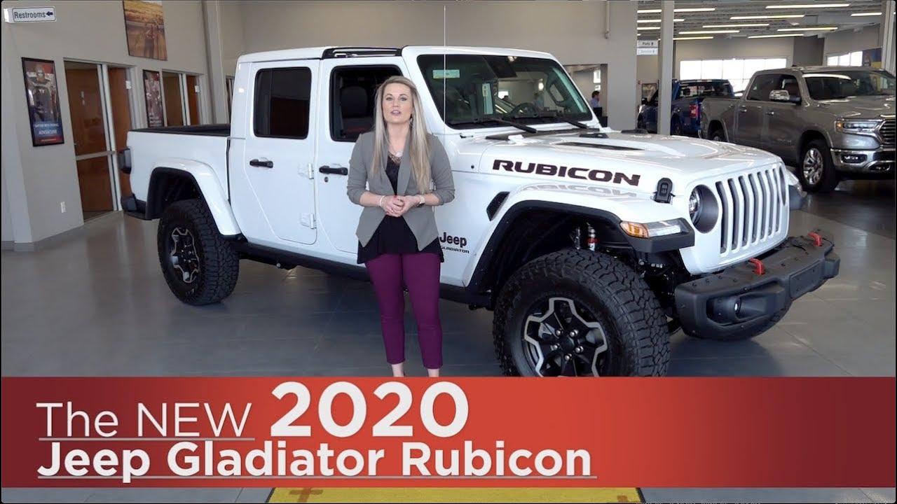 Cornerstone Elk River >> All-New 2020 Jeep Gladiator Rubicon   Elk River, Coon ...