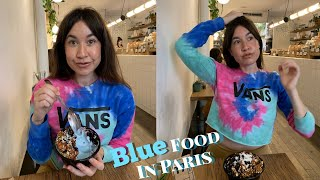 Weirdest Food in Paris (Healthy) **Craziest Colors and Tastes**