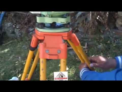 VIDEO ALTURA REMOTA CON Leica TS02