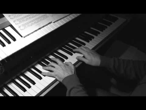 """Opening"" from ""Glassworks"" music by Philip Glass - Rafael Zacher (piano)"