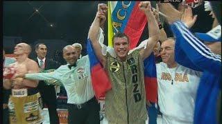 Григорий Дрозд - Кшиштоф Влодарчик 2014-09-27 Krzysztof Wlodarczyk vs Grigory Drozd