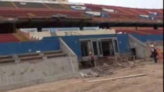 El Nuevo Estadio Nacional