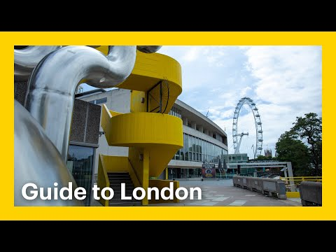 Goldsmiths guide to London