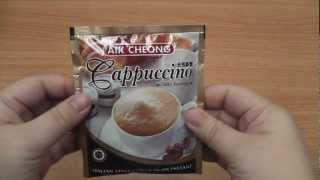 Instant Cappuccino