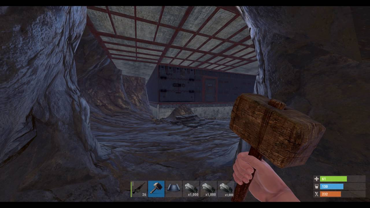 Rust Cave Base Design