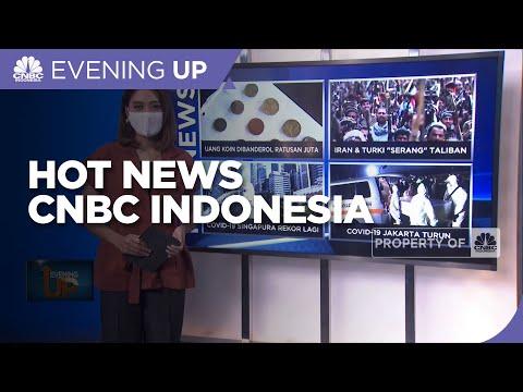 Hot News: Koin Jadul Dibanderol Rp 100 Juta, Hingga Covid-19 Jakarta Terus Turun