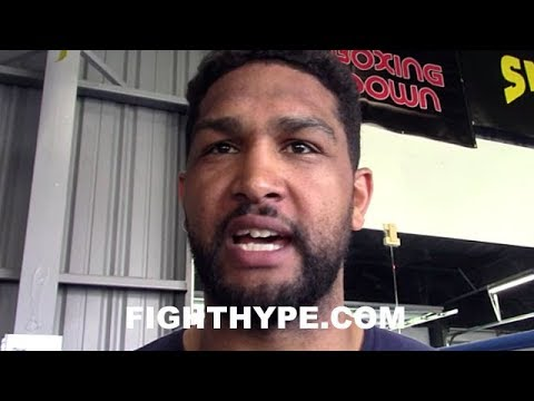(BEEF) DOMINIC BREAZEALE WARNS DEONTAY WILDER; THREATENS TO SWING ON HIM & DEMANDS MANDATORY PAYBACK