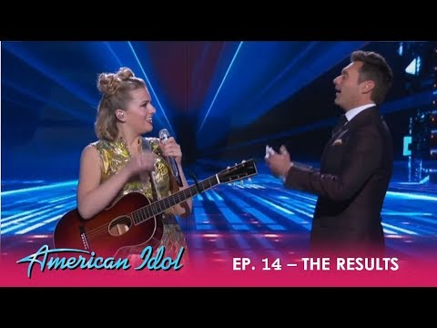 Maddie Poppe: America Voted This Unique Artist Into The Top 10 | American Idol 2018