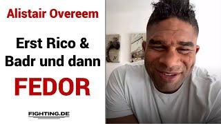Alistair Overeem - Exklusiv-Interview über Rico Verhoeven, Badr Hari und Fedor Emilianenko