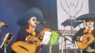 Hocico - Amphifestival 2014
