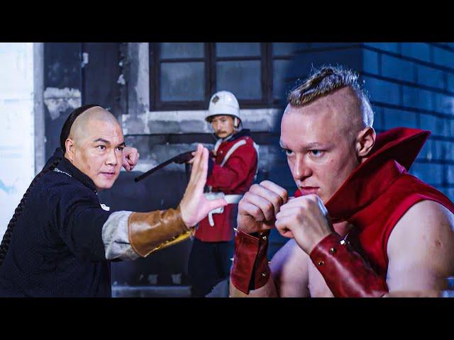 Sát Chiến Thần Đao Vô Địch Thiên Hạ Cũng Bỏ Mạng Dưới Tay Đệ Nhất Quyền Vương | Kung Fu | Clip Hay