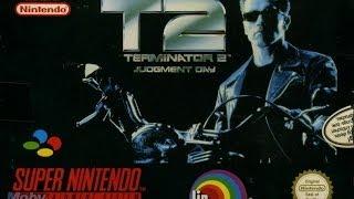 Bormotunchik (S06,G01) - Terminator 2 Judgment Day (SNES)