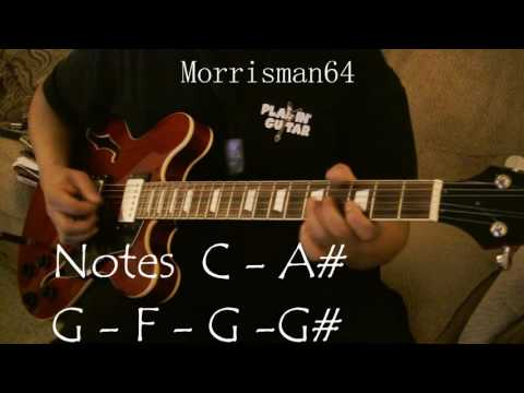 ONE WAY -  MUSIC  -  Guitar Chords Lesson