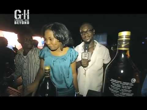 Hennessy Remixed Party @ Rockstones / Launch of Stellar Deluxe at the Lexington Bar (Accra -Ghana)