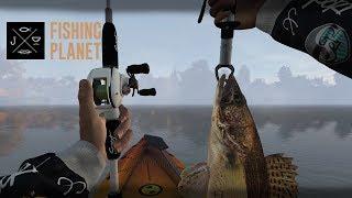 Fishing Planet Озеро Вайт Мкс в гонитві за трофеями.