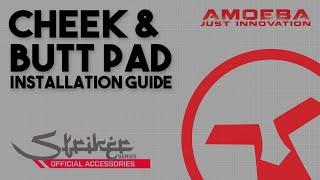 AMOEBA Striker Series Tutorial - Cheek & Butt Pad