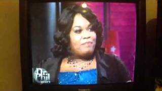 Rhenotha Whitaker 1st episode on the Dr. Phil Show
