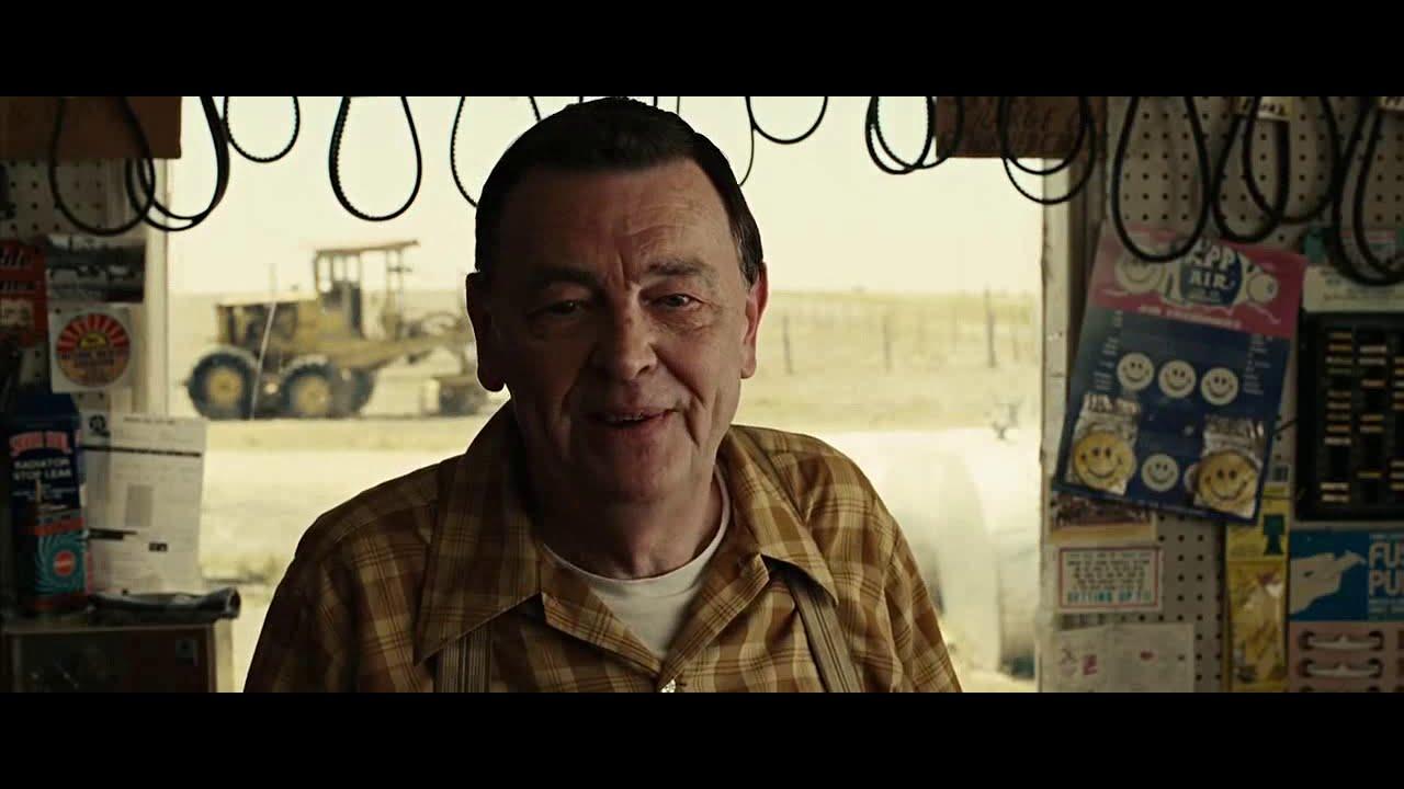 Největší filmový psychopat (Tahle země není pro starý 2007)