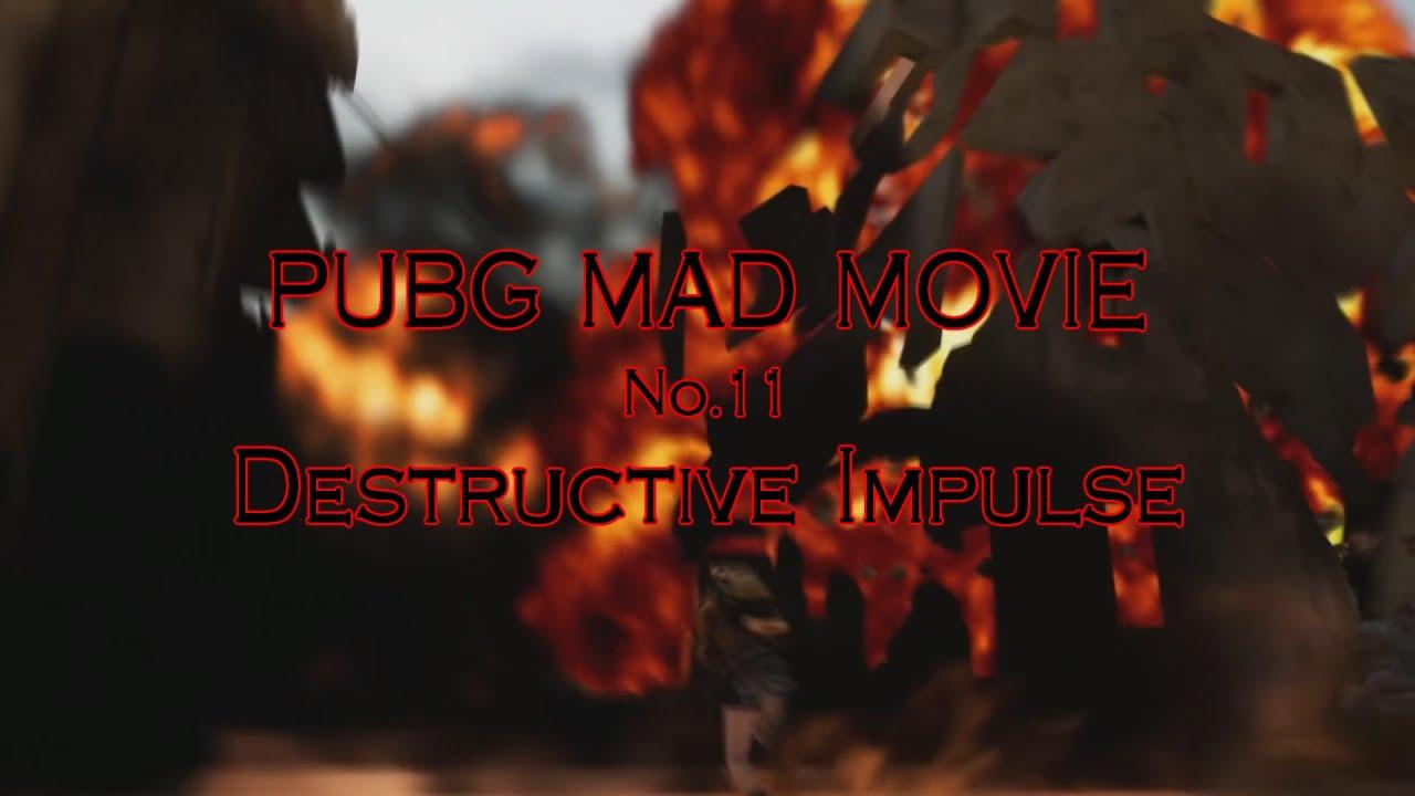 배틀그라운드 매드무비 11탄 : Destructive Impulse
