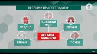 Гипертонический криз: осложнения / Здравствуйте
