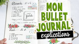 Mon bullet journal ! Flip through✒️📖