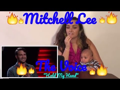 (Maria'&Kyrie Reacts) The Voice 2017 Blind Audition - Mitchell Lee: