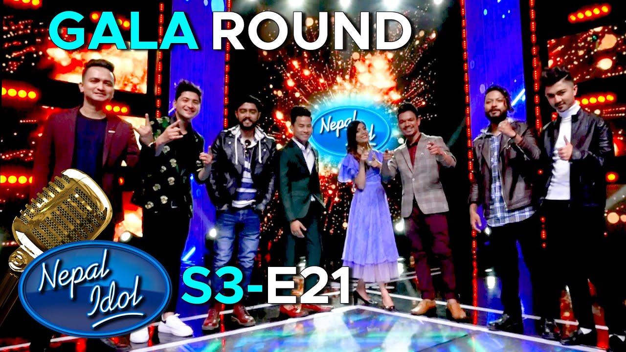 Download Coca-Cola Nepal Presents Nepal Idol Season 3 | Episode 21 | Elimination Day | AP1HD