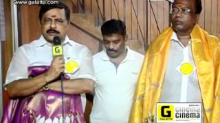 South Indian Film Promoters Association Election Result Announce Press Meet