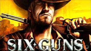 Best Western Game - Six Guns - Gameplay PC