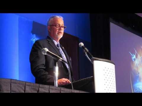 Dr. David Bowles, Lesa B. Roe, Buzz Aldrin, NASA Langley Centennial Symposium, 7/12/17 6510