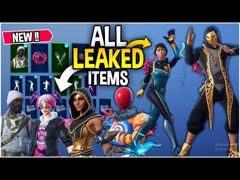 ALL*NEW*Leaked Skins & Emotes v9.20 (Male Recon specialist,Alien Dance,Electro Shuffle V2,Batso..) from YouTube · Duration:  6 minutes 39 seconds