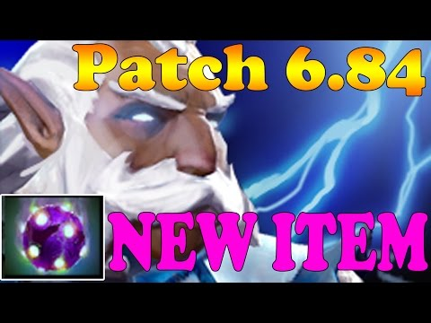 Dota 2 - Patch 6.84 : Octarine Core New Item!