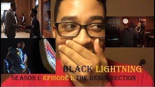 BLACK LIGHTNING | Season 1: Episode 1 -
