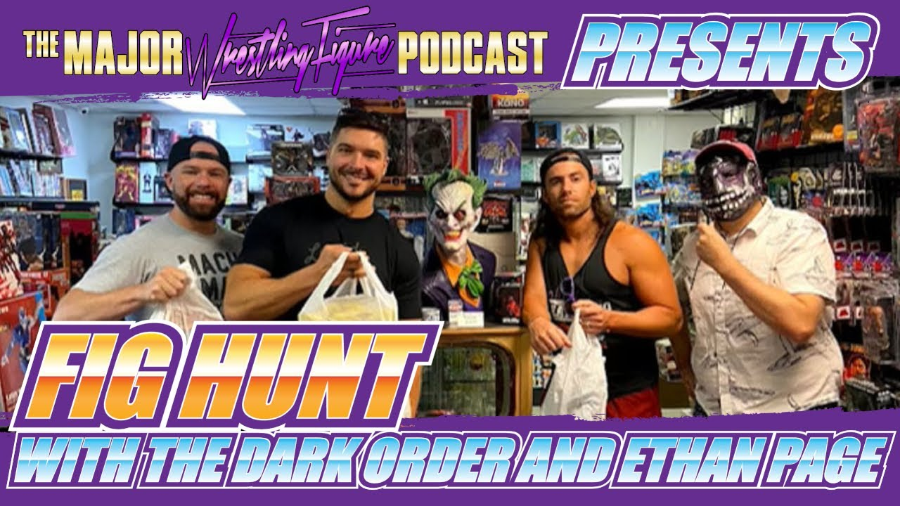 Fig Hunt with The Dark Order and Ethan Page