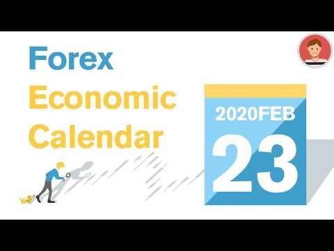 forex-economic-calendar-analysis-23-feb-2020---gdp-week!