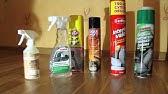 Чистящие средства. Тест Очистителей салона автомобиля. Какой лучше .