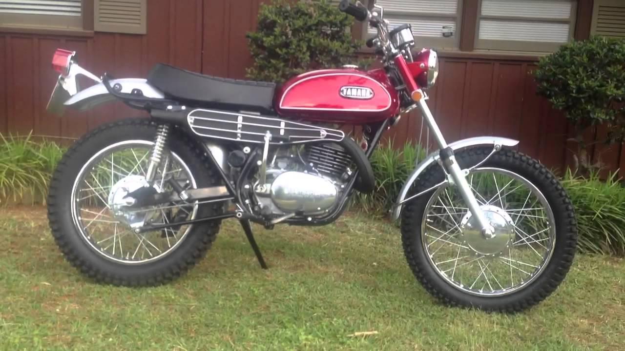 1970 Yamaha DT1 C 250 Enduro