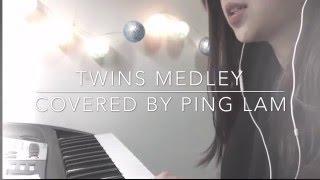 Twins Medley cover by Ping Lam (幼稚園x相愛六年x我們的紀念冊x戀愛大過天x朋友仔x飲歌x丟架)