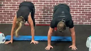 Upper Body 2 Gallon Workout