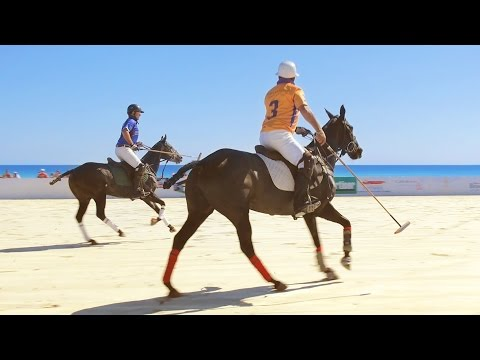 Cable Beach Polo 2015 ~ Weekend Action!
